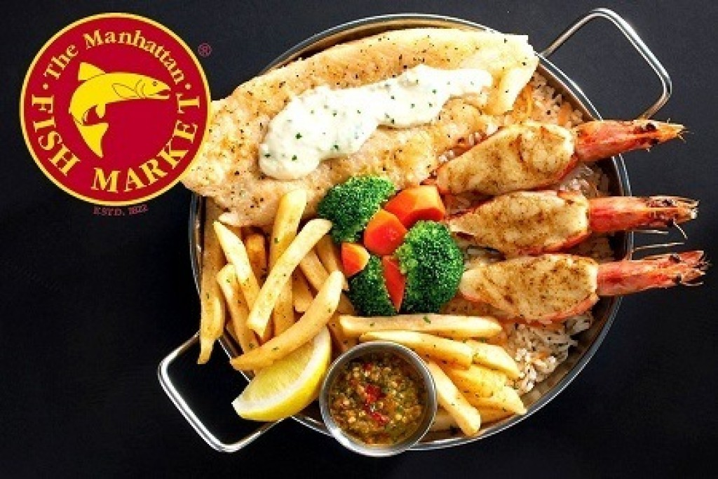 Manhattan fish market to open branch in male 39 for Manhattan fish and chicken menu